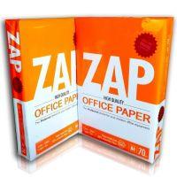 LATEST ZAP A4 COPY PAPER FOR SALE