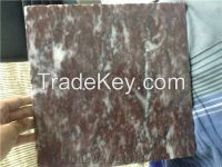 Red Zebra Marble Slabs & Tiles