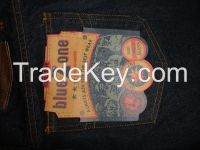 Men Blue Zone Jean