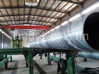 ERW SAW Seamless Steel Pipe