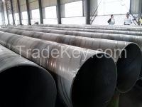 ERW LSAW Steel Pipe API 5L PSL 1 PSL 2 For Oil And Gas Conveying