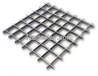 Steel Comb Perforated Panel