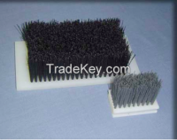 Industrial Brush-- Tufted Brushes, Disc Brushes, Block Brushes and Auger Brushes,