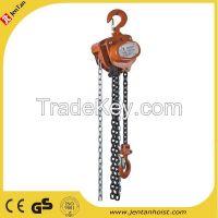 Jentan VC-B type manual chain hoist