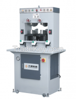 Dashun brand DS 606A time control Hydraulic Double-Station Internal insole Moulding Machine