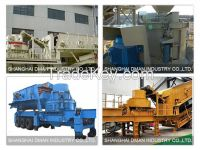 Mineral Mining Construction Mobile Vertical Shaft Impact Crusher