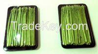 a fresh asparagus
