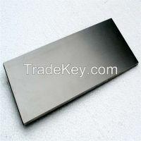 Tungsten Sheet and Tungsten Plate