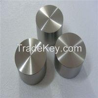 titanium round disc