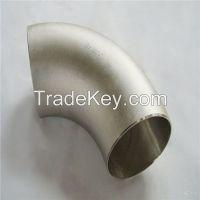 titanium alloy pipe fitting