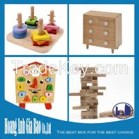wood toys for baby