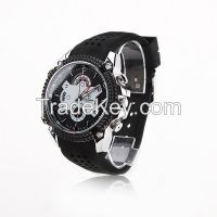 Wholesale 8GB spy mini watch Camera 1920*1080 MINI DV DVR water proof watch camera watch dvr Mini Camcorder DVR hidden