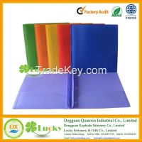Colored 3 Prongs File Folder