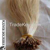 Keratin iTip Hair Extensions Volosi dlya Keratinovogo Narashivaniya