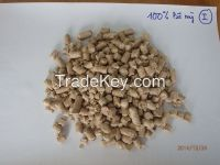 Tapioca pellets