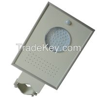 Hot sale 5w-60w all in one solar led garden light with best price