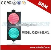 CE approved led signal red green traffic lights