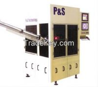 Neck Area inspection machine (Non-crystallized or Crystallized preform)