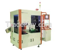 Neck handling type inspection machine (Non-crystallized or Crystallized preform)