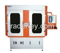Linear type Glass Bottle Body Inspection machine