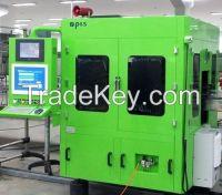 Neck Finish & Basement inspection machine (Non-crystallized / crystallized Empty PET)
