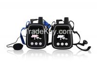 UHF wireless audio tour guide system Package