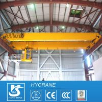 QD Type Double Girder Hanger Overhead Crane Supplier