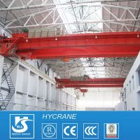 Foundry/Cast Overhead/Bridge Crane QDY & YZ Model with Hook