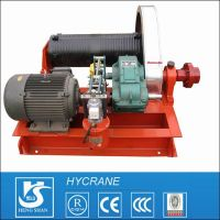 Portable Construction Used manually operated winch for Sale