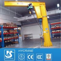 Jib Feature BZ Type Fixed Pillar Spinning Arm Crane