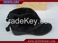 Winter Plush Female Boots