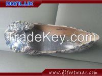 Diamond Bow Flat Shoes