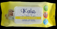 80 sheets baby wet wipes KAIA