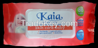 80 sheets KAIA baby wipes