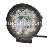 5.1 inch Epistar 45W 15 Leds Spot LED Work Light for Auto Bicycle Car