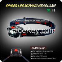 Emergency led headlight cree 3w led head light producer