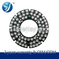 72 pcs ir cctv led light of 90 CCTV Camera