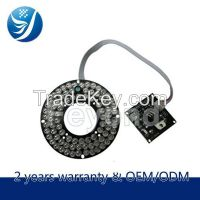84 pcs ir cctv led light of 90 CCTV Camera