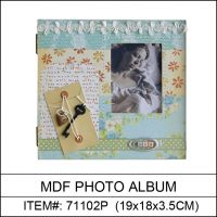 Orginally designed MDF fashion Themes Photo / picture album / frame
