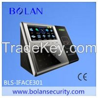 ZK iFace301 face recognition time attendance system