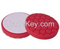 High Quality Hex-logic design professional polishing Pad JH-007-6FRL
