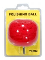 High Quality professional red polishing ball JH-013-70R