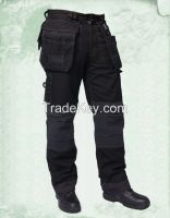 High quality cargo pants with knee pad