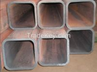 EN10219 carbon square steel tubing