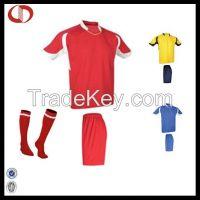 100% polyester soccer jersey
