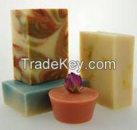 Handmade soaps & body cosmetics