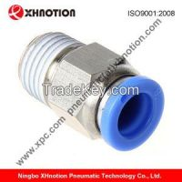 plastic tube fittings-XHnotion pneumatic