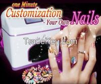 Digital Nail Printer,UN-NA-MM107