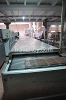 Trapez Machinery Chocolate Injection Line