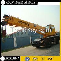 Manufacturer Supply 30 ton As XCMG New Rough Terrain Crane
